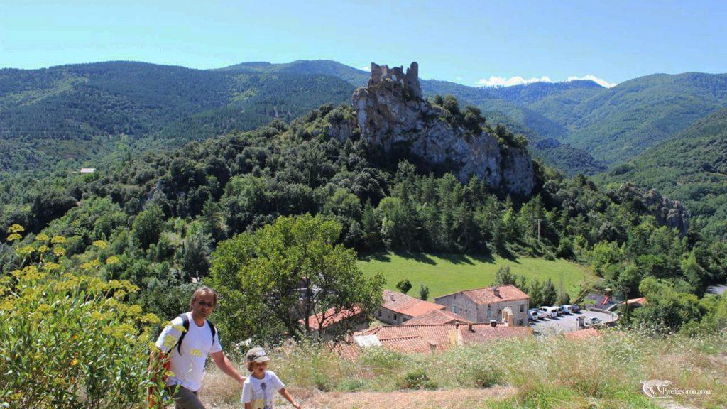 château du fenouillet Le Castel Fizel