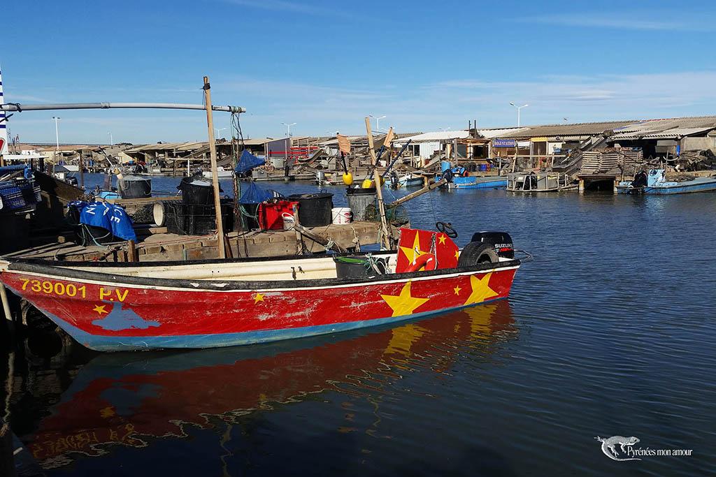 Domaine ostréicole Port Leucate