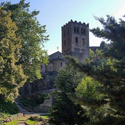 Saint-Martin du Canigou