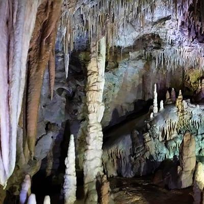 Grottes des Canalettes