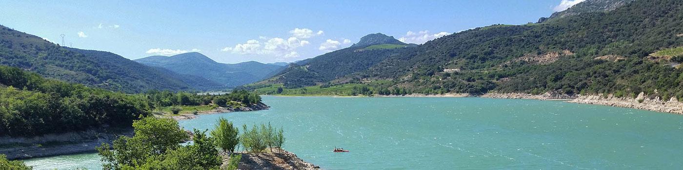 Rando Lac Caramany