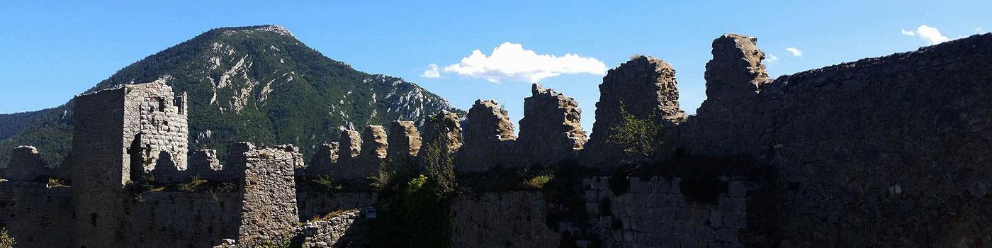 Journée châteaux cathares
