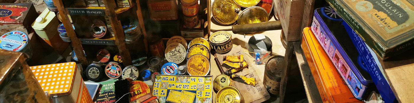 Musée Vintage Sournia